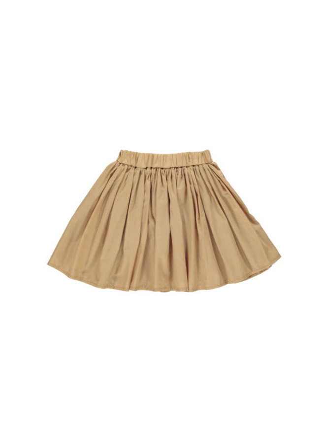 Gro company kiki skirt caramel