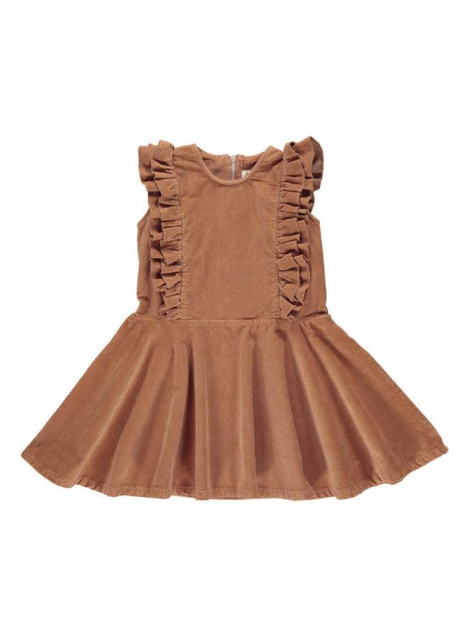 Gro company roezel jurk rose