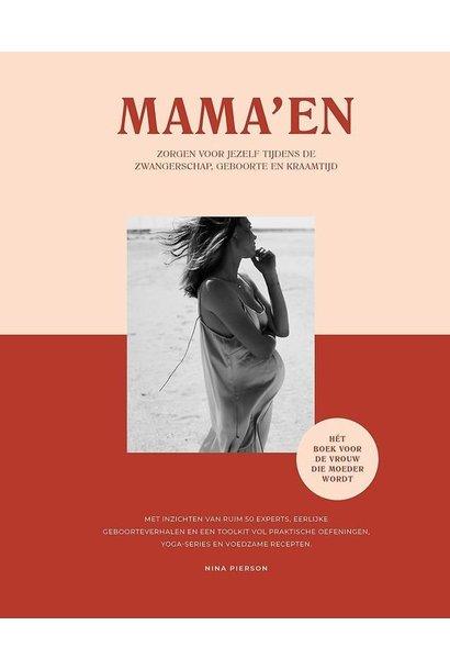 Boek MAMA'EN van Nina Pierson