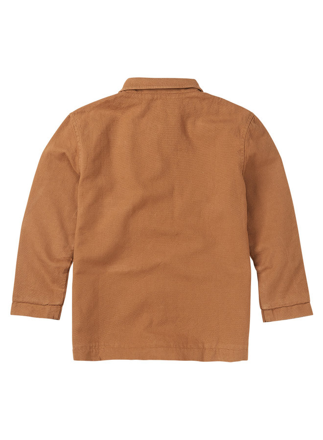 Mingo jacket caramel