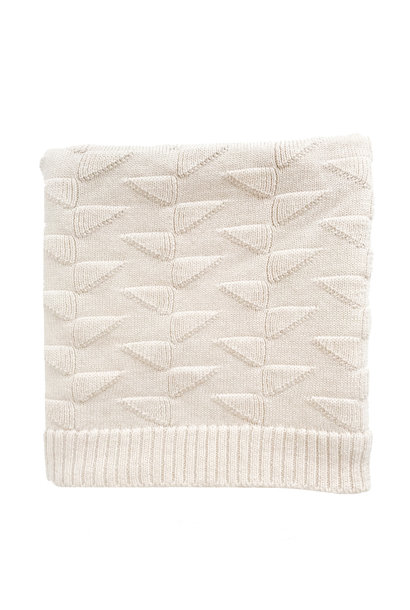 hvid blanket charlie off-white