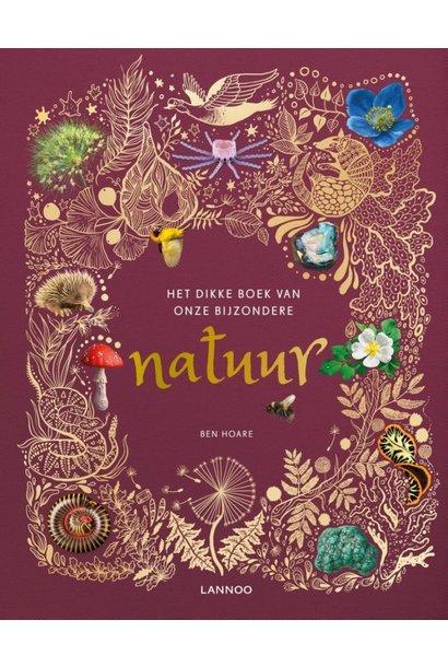 Dikke boek van onze bijzondere natuur