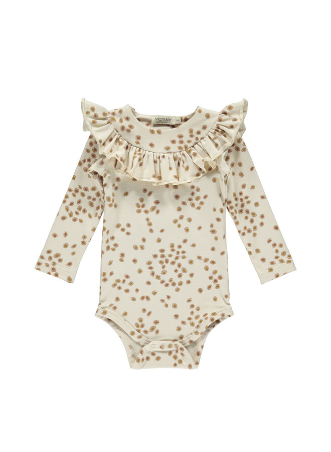MarMar romper leaves