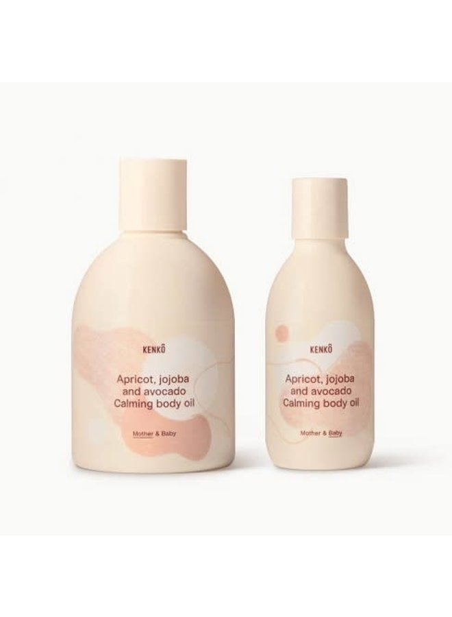 Kenko body oil mother & baby