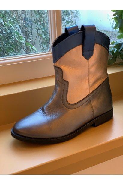 LMDI metallic boot oregon