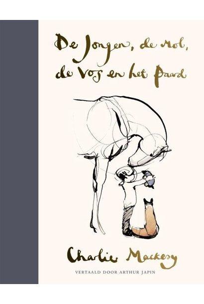 Boek - de jongen, de mol, de vos en het paard