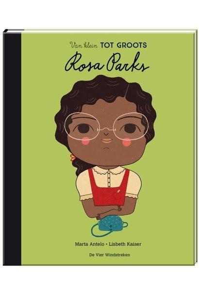 Boek van klein tot groots: Rosa Parks
