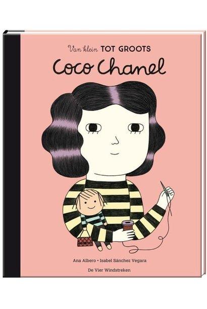 Boek - van klein tot groots: Coco Chanel