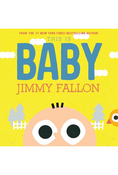 Boek - Baby - Jimmy Fallon