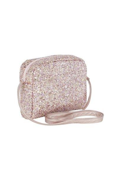 Mimi & Lula glitter bag mimi pink