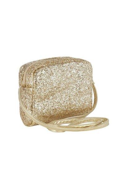Mimi & Lula glitter bag mimi gold