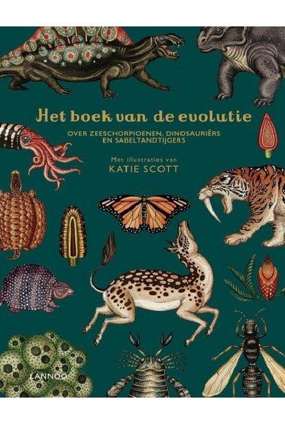 Boek van de evolutie - katie scott
