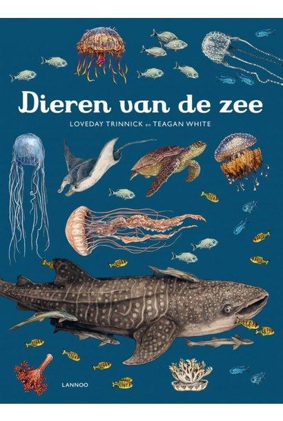 Boek - dieren van de zee