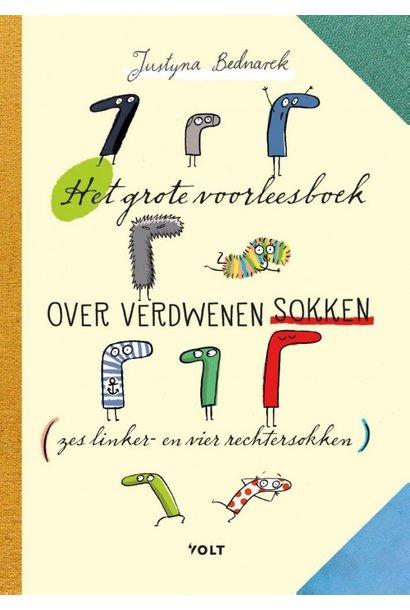 Het grote boek over verdwenen sokken