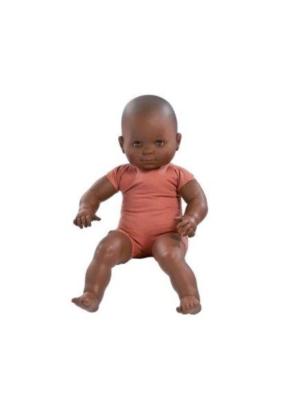 Baby pop donker 60 cm