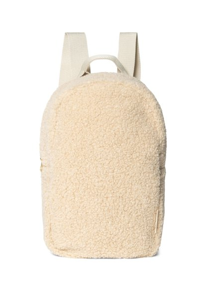 Studio Noos chunky backpack mini ecru