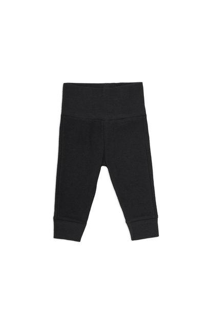 Phil & Phae leggings pointelle charcoal