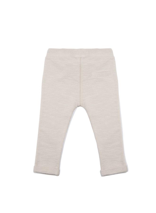 Phil & Phae sweat pants slub oatmeal