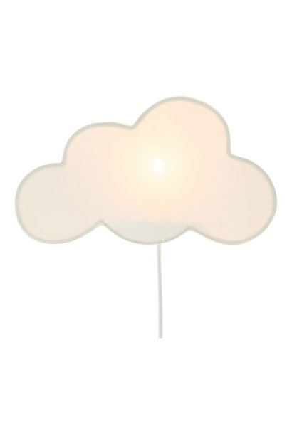 Konges Slojd cloud lamp off white