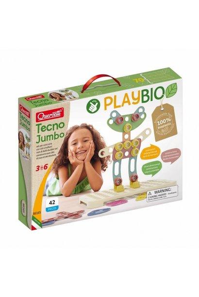 Wonder play bio techno jumbo