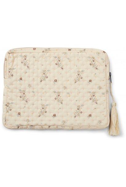 Konges Slojd tablet quilted bag nostalgie blush