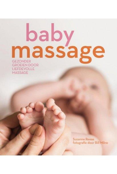 Boek baby massage