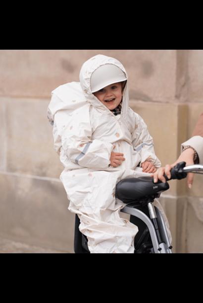 Konges Slojd bikecycle raincover lemon