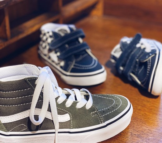 Sneakers en schoenen