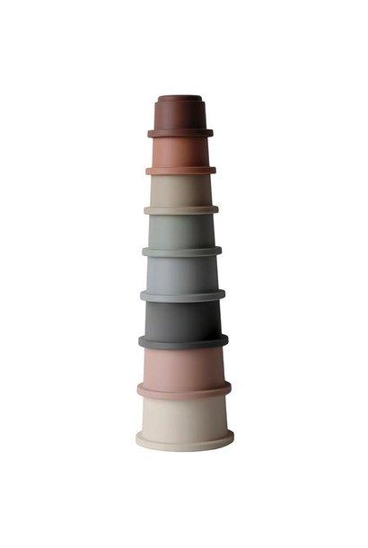 Mushie stapel toren original
