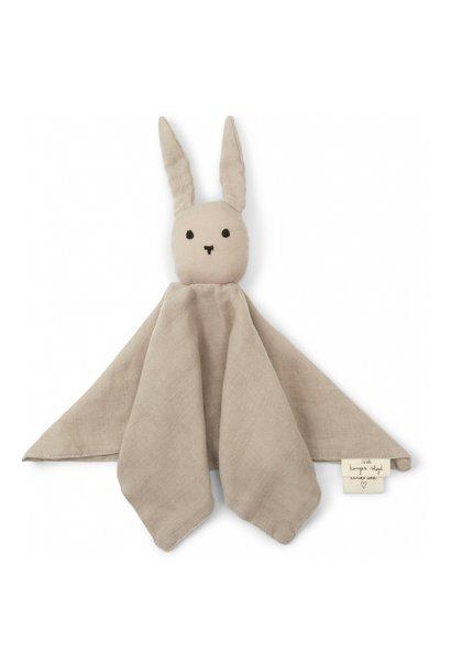 Konges Slojd sleepy rabbit dark clay