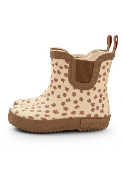 Konges Slojd welly rubber boots buttercup rosa