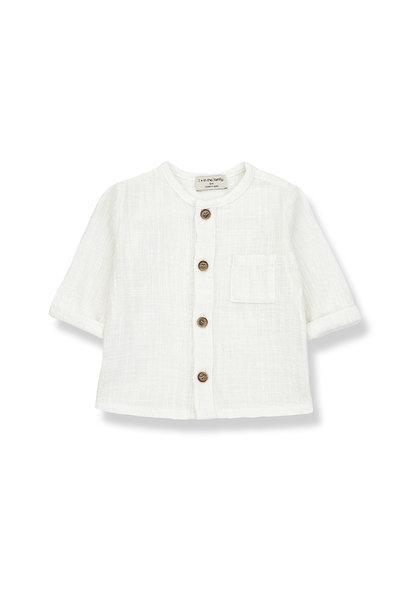 1+ in the family blouse mauri off-white