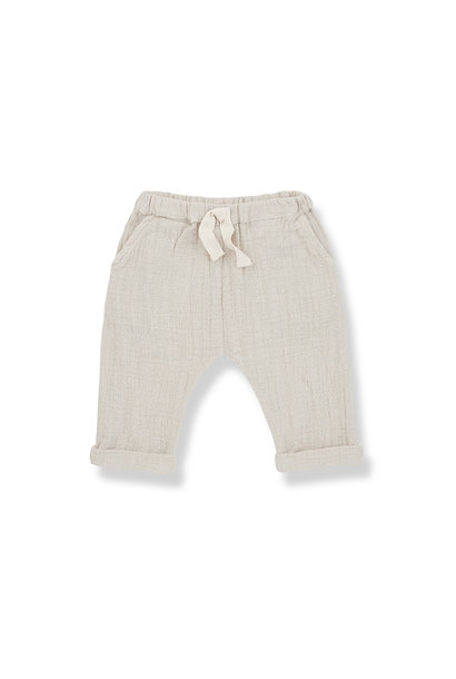 1+ in the family pants hector beige