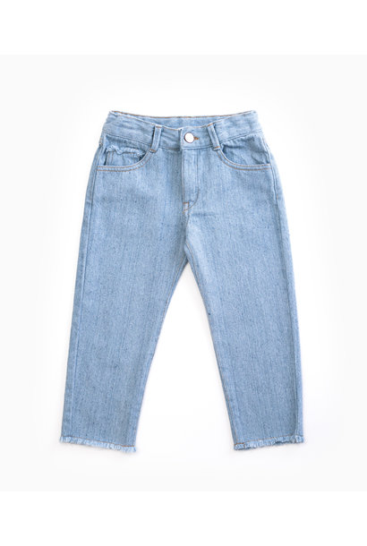 Play Up jeans recycled denim