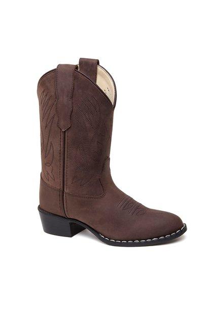Bootstock cowboyboots chocolat