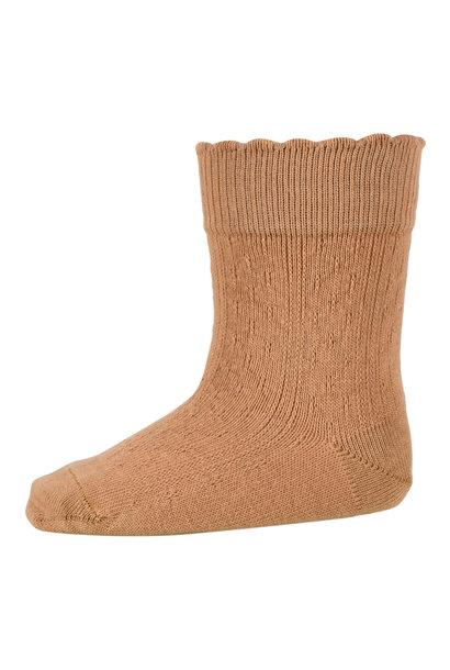 MP Denmark laura socks cinamon