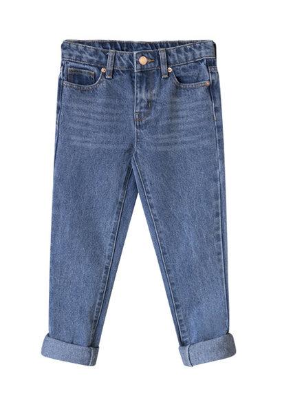 I dig denim joe tapered jeans blue