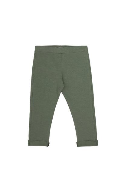 Phil & Phae basic jersey pants sage