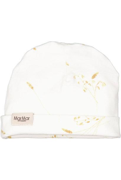 MarMar aiko modal smooth print hat cornfield