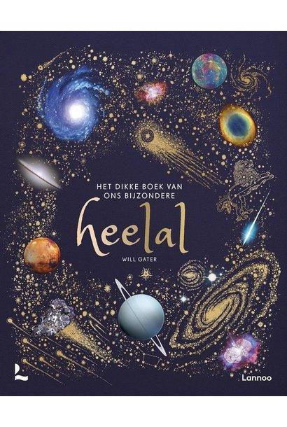 Dikke boek van ons bijzondere heelal