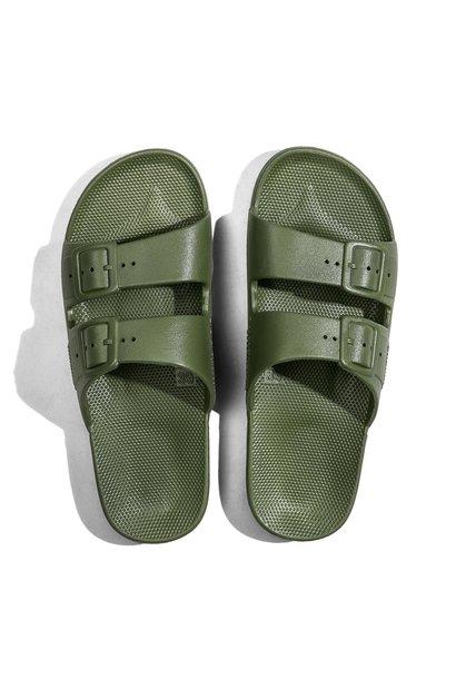 Freedom moses basic slippers cactus