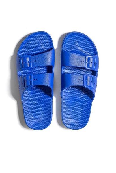 Freedom moses basic slippers blue