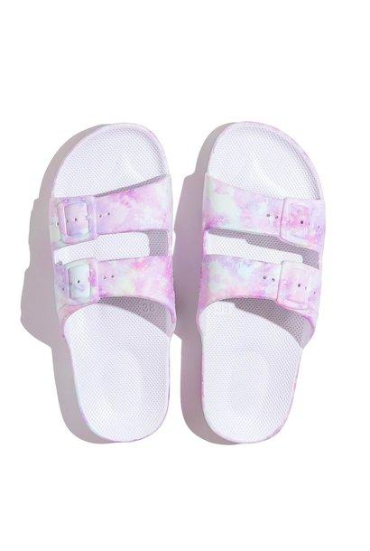 Freedom moses fancy slippers unicorn