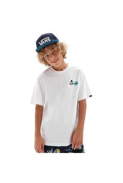 Vans by future standards t-shirt white