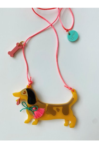 By melo hond ketting