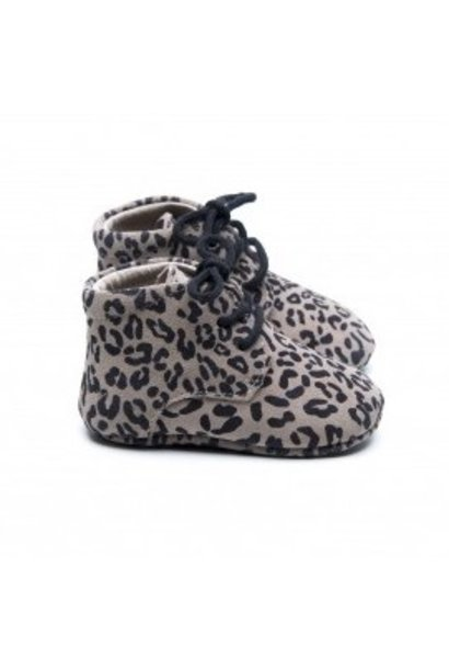 Mavies boots classic leopard grey