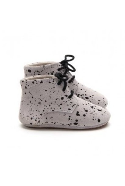 Mavies boots classic grey paint