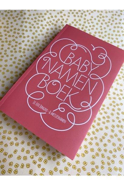 Babynamen boek