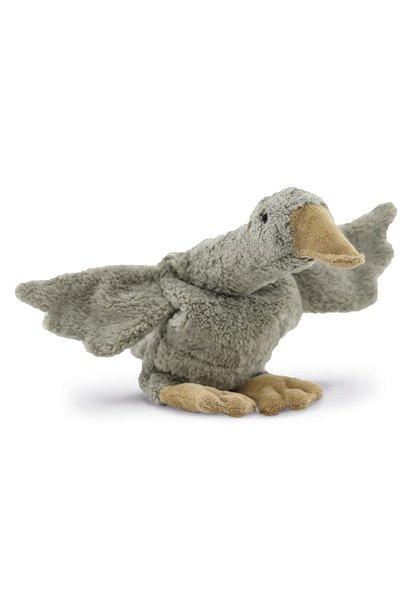 Senger Naturwelt cuddly animal goose small grey