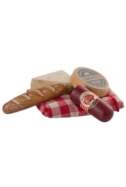 Maileg miniature vintage picknick set